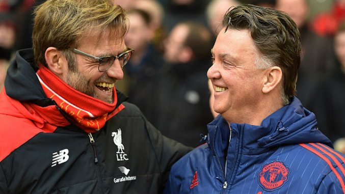 So It's Come to This: Liverpool v Manchester United in the Europa League