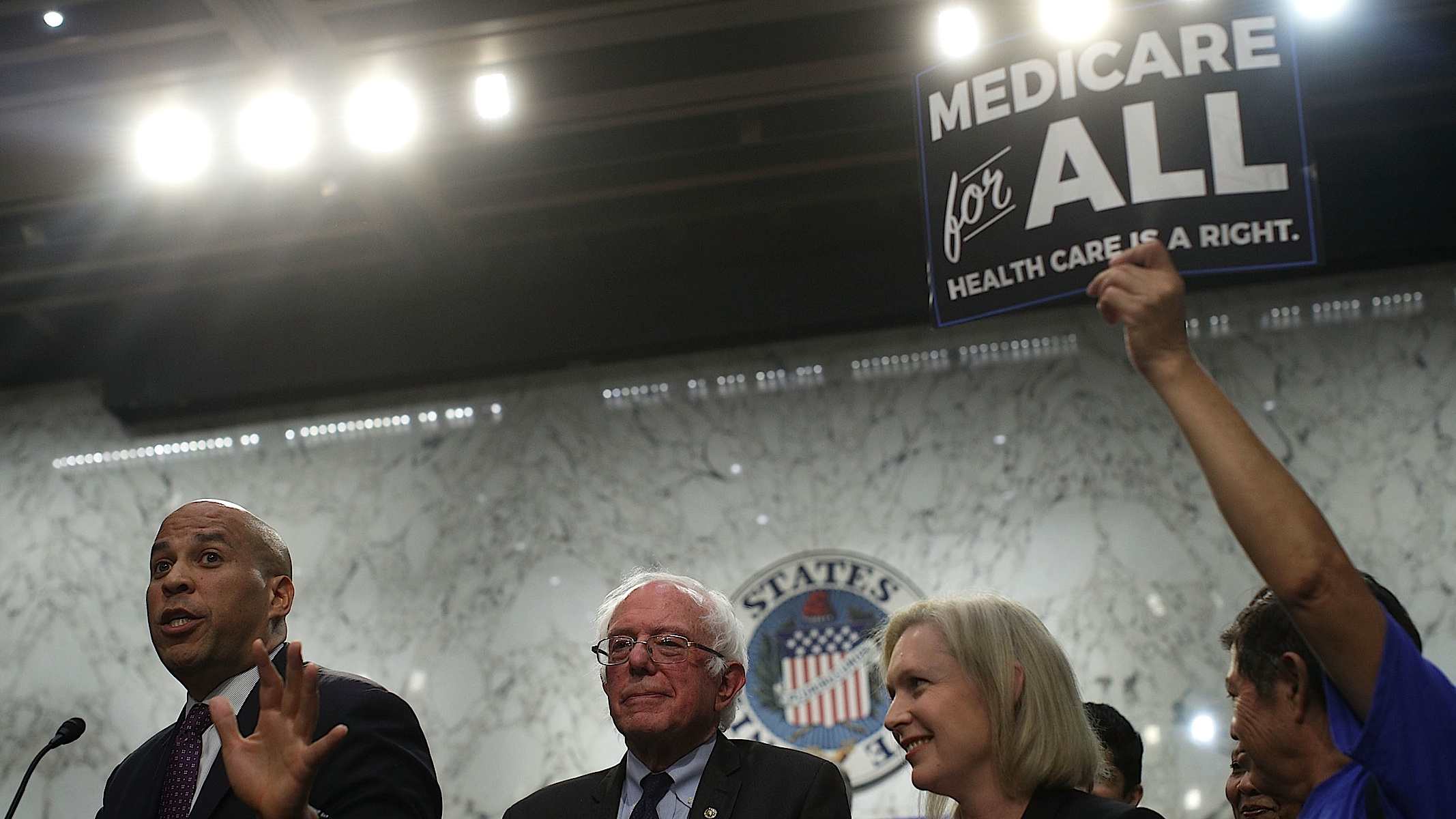 Medicare For All Will Save You Money Even Though It Will Raise Taxes. It's Time for Americans to Grasp This Concept.