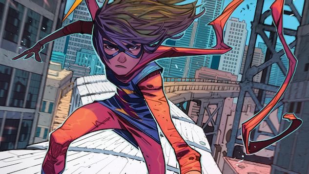 <i>The Magnificent Ms. Marvel</i> Launches in 2019 with a New Creative Team