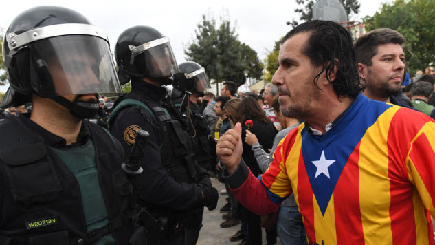 What's Happening in Catalonia: A Q&A Primer