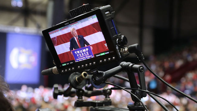 The Conspiracy Defense: How the Right Denies Criticism of Trump