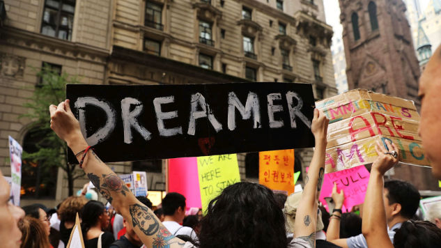 You Say That I'm a Dreamer: Will Trump Push Back Immigration?