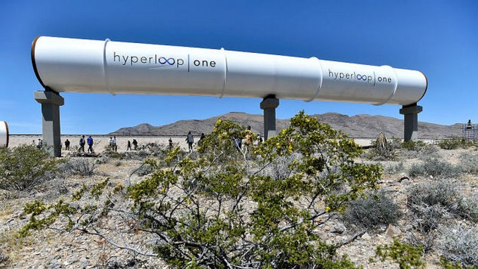 Colorado selected as one of 10 winners for Hyperloop project