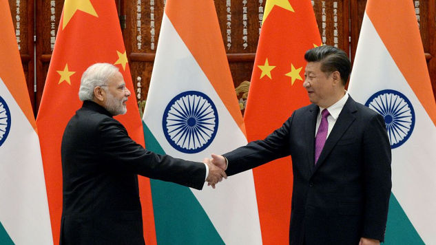China Says 'India Slapped Its Own Face' With A Road In Ladakh