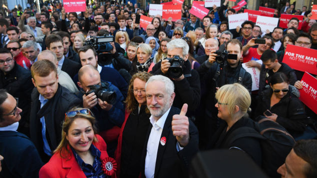 JEZZA! Two Paste Writers on the UK Election & Corbyn's Success