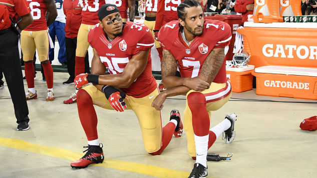Colin Kaepernick's Lawyers Are Going to Subpoena Trump in NFL Lawsuit
