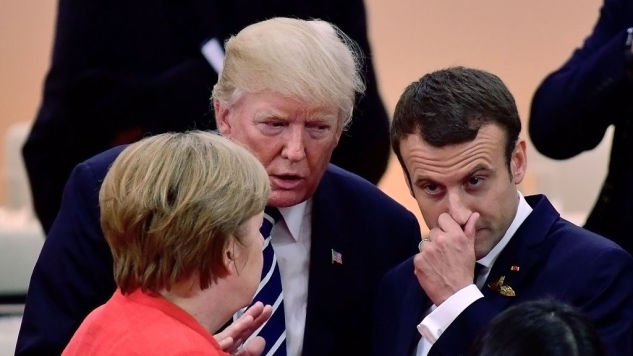 Yes to Trump, No to Africa: Macron Gets it Wrong Again