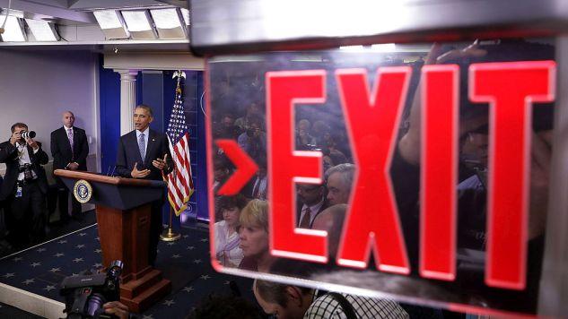 Barack Obama Let Us Down