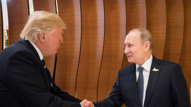 The Trump-Putin Meeting Matters Less Than You Think