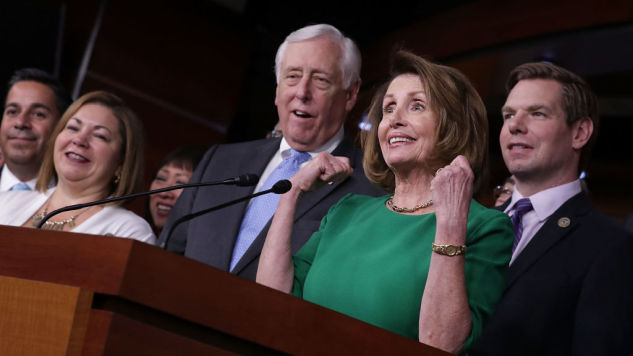 This is Not Your Fight Song: Congressional Democrats Remain Perpetual Losers