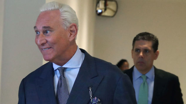 Why is Trump Friend Roger Stone Testifying Before Congress?