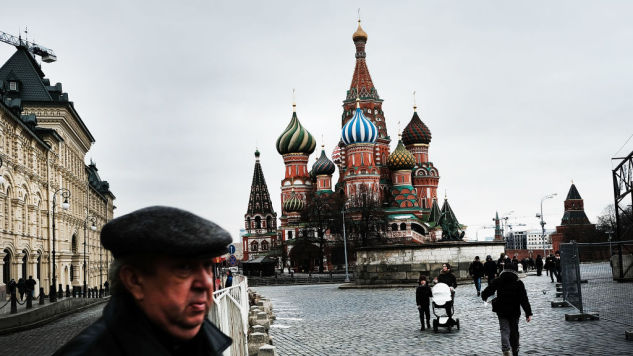 Why Russia Sanctions Are an Awful Idea