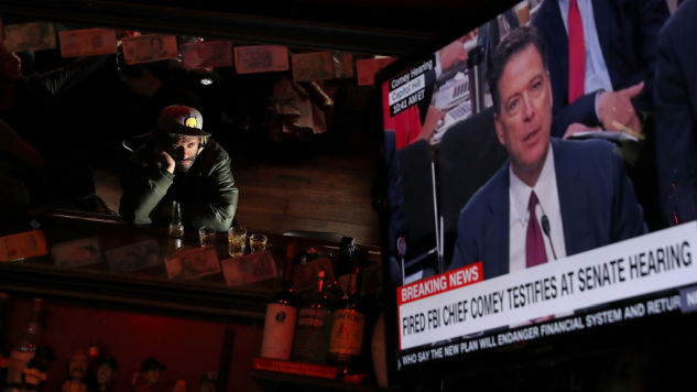 Trump & Comey: We Live in The Fast & The Furious Timeline
