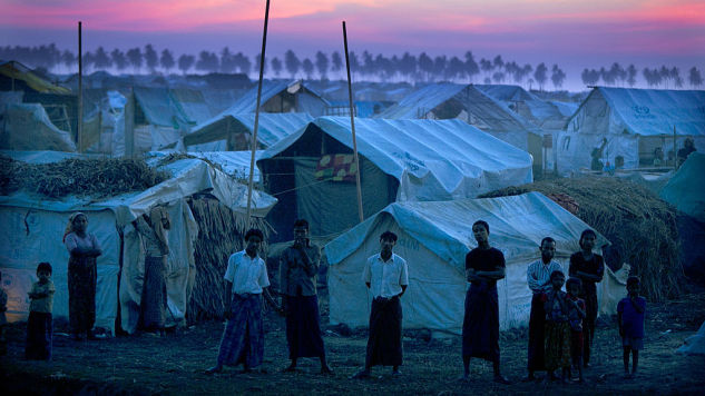 The Oppression of the Rohingya in Burma Continues