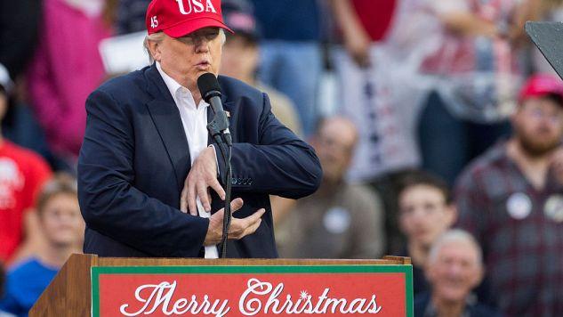 Dear Press, Stop Handing Trump Blank Checks