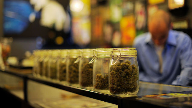 What Happens when Pot Buys A Town?