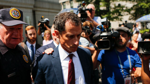 Go Away, Anthony Weiner