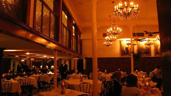 5 Haunted American Restaurants to Visit