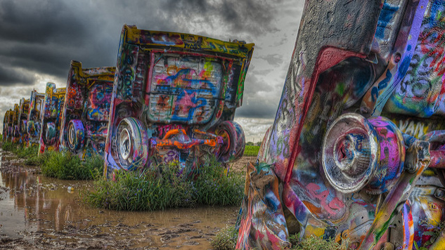 Bucket List: 7 Roadside Oddities For Road Trip Season