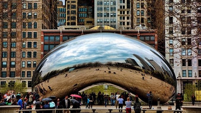 Your Summer Guide to Exploring Chicago's Outdoor Public Art