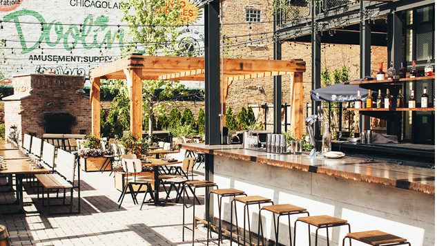 Superbe Bucket List: Chicagou0027s Best Patios And Roof Decks