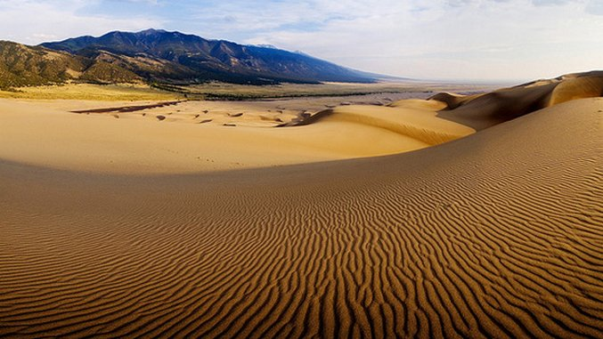 The Bucket List: Best Sand Dunes Around the World