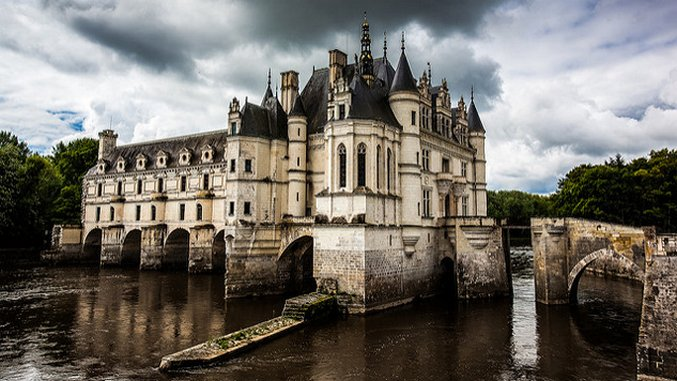 The Bucket List: 7 ​​Famous French ​Chateaus