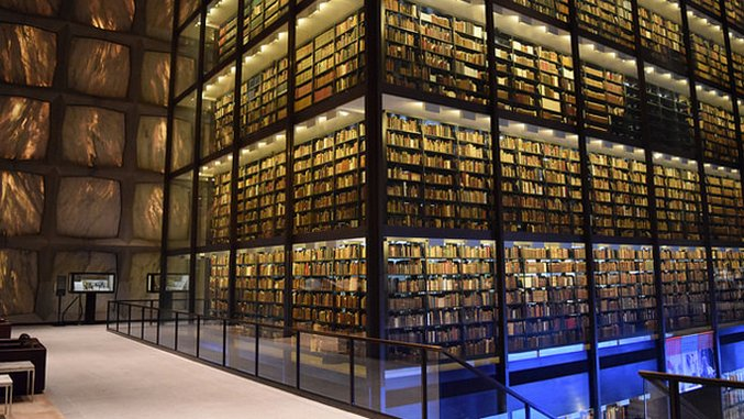 The Bucket List: The World's Best Libraries