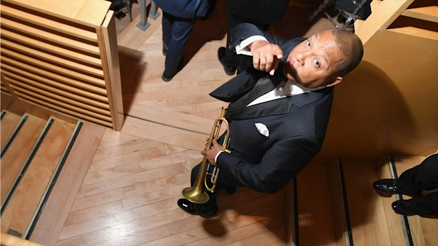 "Wynton Marsalis on Rap Culture: ""You Can't Have a Pipeline of Filth Be Your Default Position"""