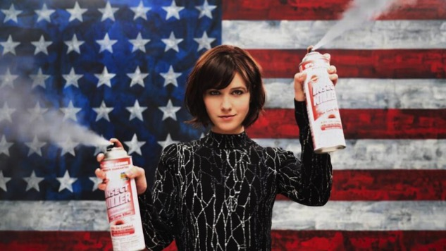 Mary Elizabeth Winstead on the Political Thriller <i>BrainDead</i>, Trump and Women in TV