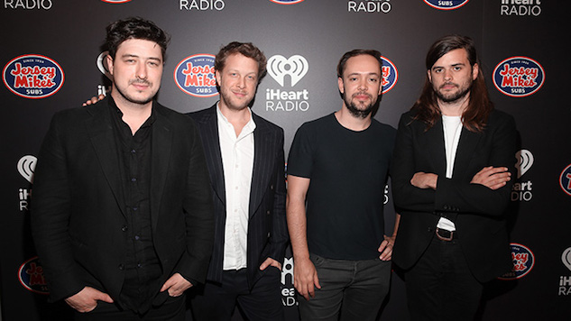 Mumford & Sons Appear in Photo with Alt-Right-Approved Professor Jordan Peterson