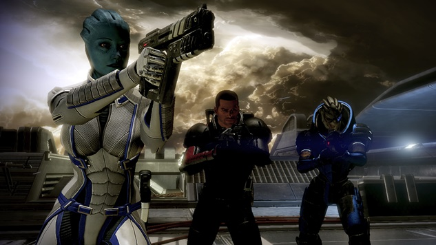 <i>Mass Effect 2</i> Lead Writer Drew Karpyshyn Is (Once Again) Leaving BioWare