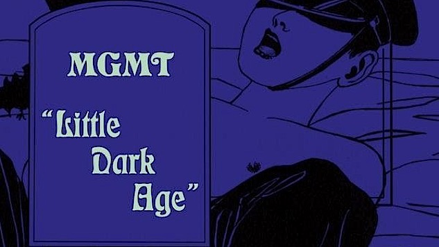 """Daily Dose: MGMT Return With """"Little Dark Age"""""""