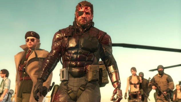 Metal Gear Solid 5's Secret Nuclear Disarmament Cutscene Accidentally Triggered