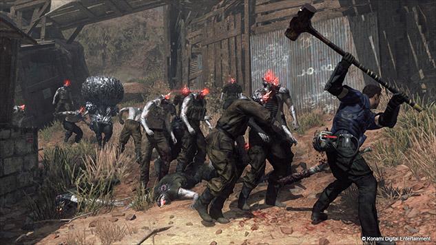 Konami Releases Launch Trailer for Metal Gear Spinoff Metal Gear