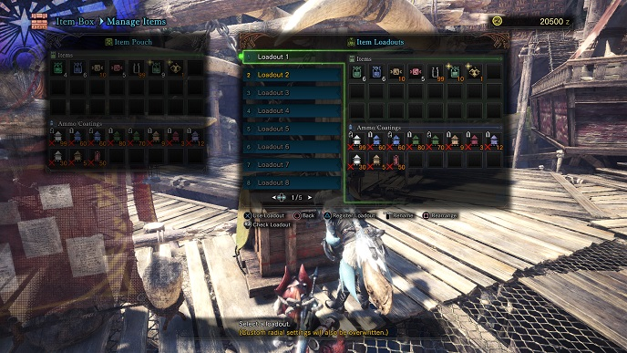 MHW Save yourself some time with item loadouts.jpg