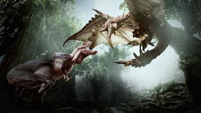 <i>Monster Hunter: World</i> Release Set for January 2018