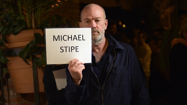 Michael Stipe Teases His First Ever Solo Song