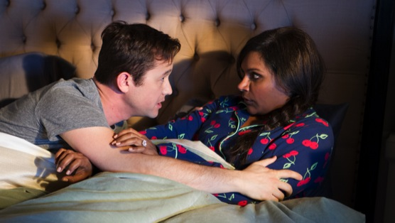 "<i>The Mindy Project</i> Review: ""While I Was Sleeping"""