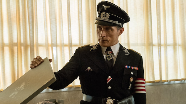 How Amazon's <i>The Man in the High Castle</i> Creates an American Reich