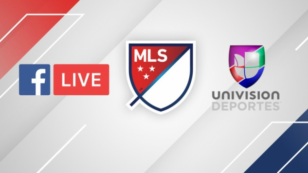 Univision to stream MLS matches on Facebook