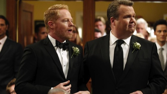 <i>Modern Family</i> Review: &#8220;The Wedding, Part 2&#8221;