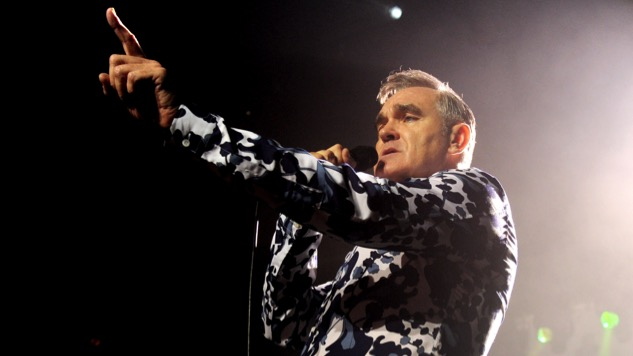 Morrissey: There Is a Whine That Never Goes Out