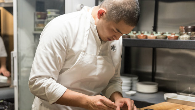 MOSU Chef Sung Anh Brings Quiet Dining to San Francisco