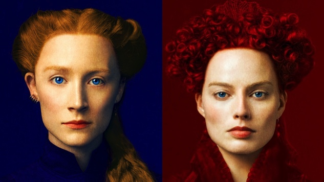 Saoirse Ronan and Margot Robbie Met Only Once While Shooting <i>Mary Queen of Scots</i>