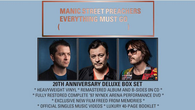 Ranking the 12 Tracks on Manic Street Preachers&#8217; <i>Everything Must Go</i>