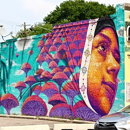In Detroit, Artists Rebuild with the City or Get Squeezed Out