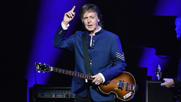 Paul McCartney Unveils First U.S. Dates of New Freshen Up Tour