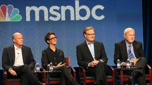 "Democrats Give MSNBC ""Exclusive Rights"" Presidential Convention; C-SPAN, Others Pissed"