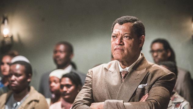 BET's Nelson Mandela Miniseries, <i>Madiba</i>, Reminds Us to Direct Rage into Action